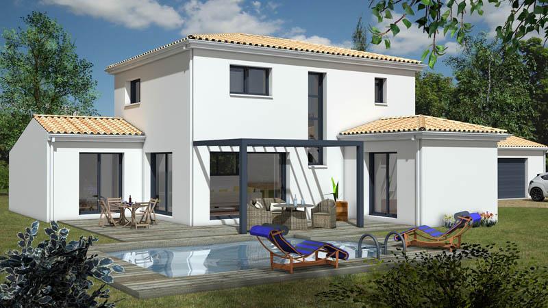 maisons sur mesure en loire atlantique 44 maisons drean. Black Bedroom Furniture Sets. Home Design Ideas