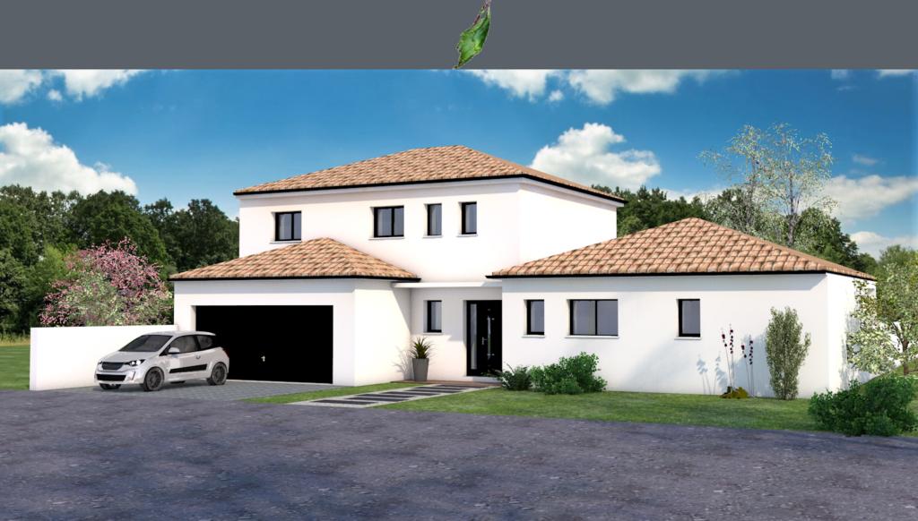 Maisons sur mesure en loire atlantique 44 maisons drean for Maison en pierre ponce