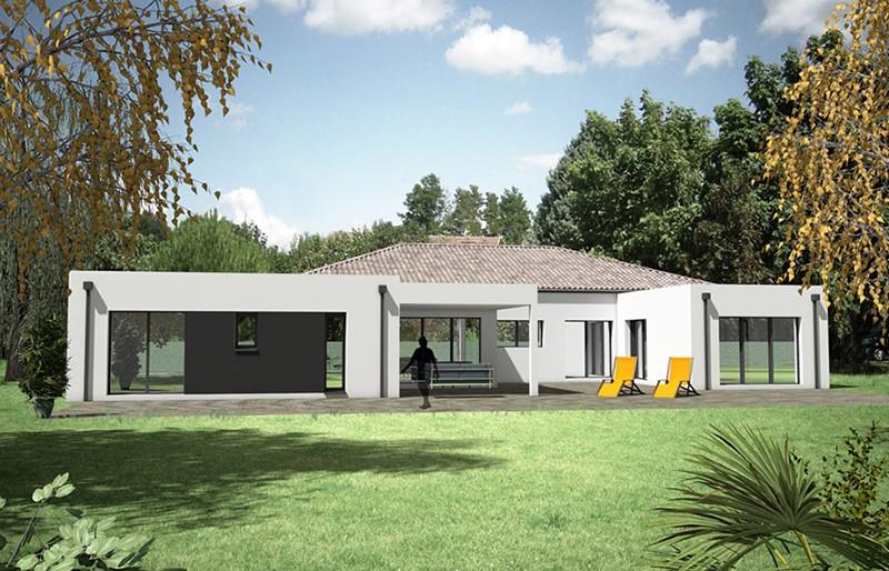 , maisons traditionnelles – simulations