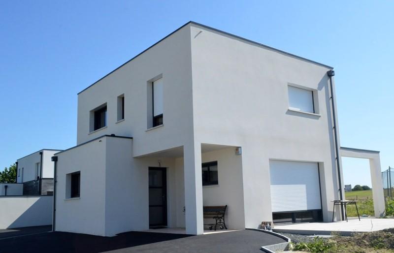 , maisons contemporaines – réalisations